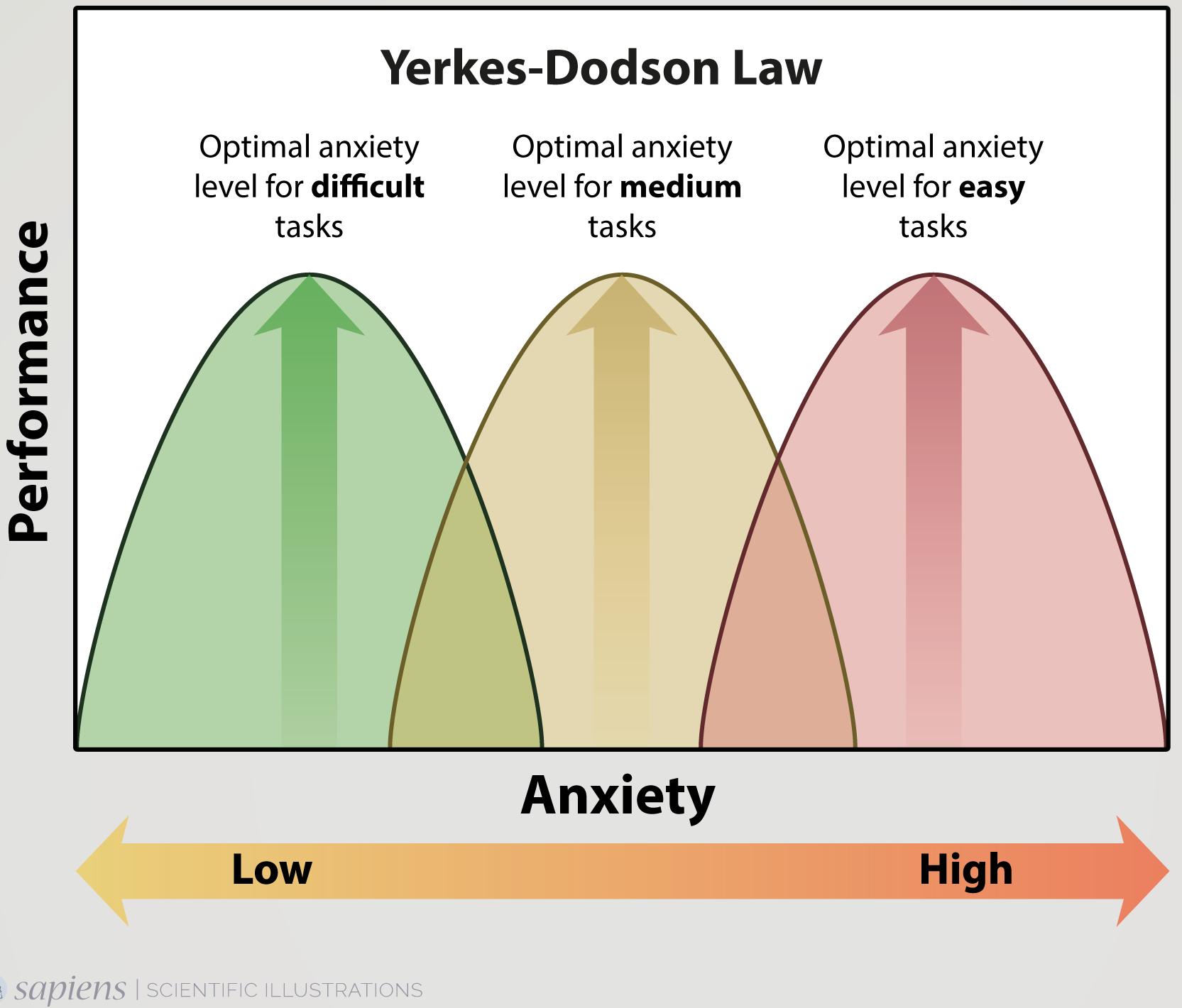 Кривая Йеркса Додсона